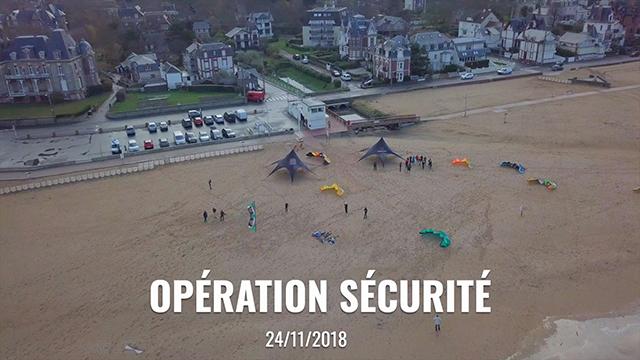 Exercice sécurité en mer